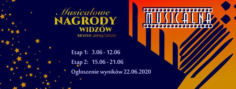 musicalowe nagrody widzów